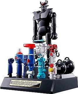 超合金魂 GX-XX01 D.C.シリーズ対応 XX計画ひみつ超兵器セット01 ダイキャスト&ABS製 塗装済み可動フィギュア
