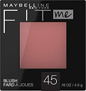Maybelline New York Fit Me Blush, Plum, 0.16 fl. oz.