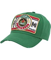 DSQUARED2 - Beer Label Baseball Cap