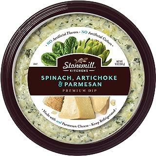 Stonemill Kitchens, Spinach, Artichoke & Parmesan Dip, 10 oz