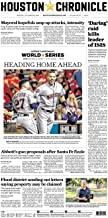 Best houston chronicle astros win Reviews
