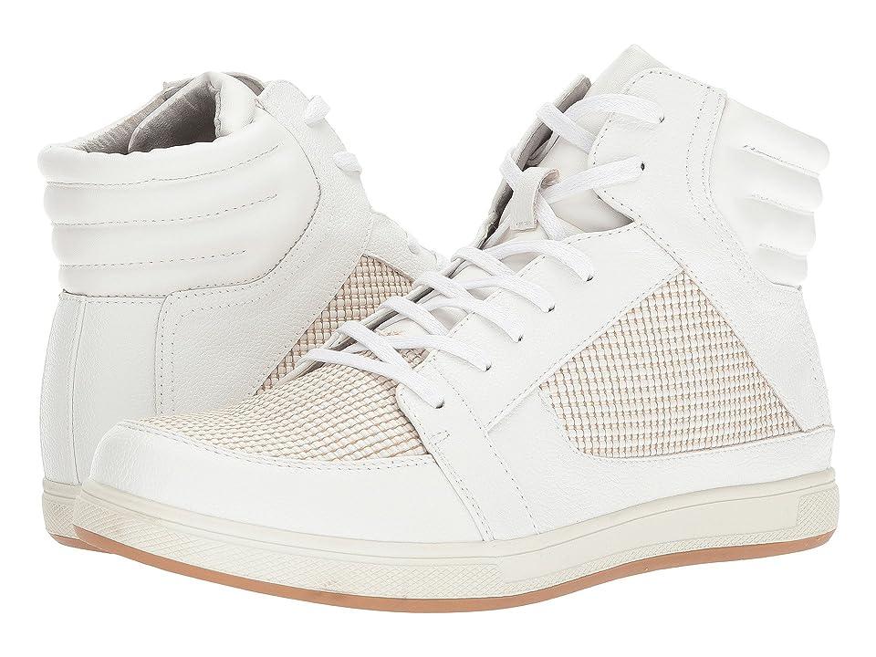 Kenneth Cole Unlisted Solar Sneaker (White) Men