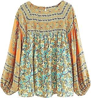 Best pheasant print blouse Reviews