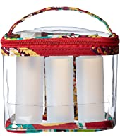 Vera Bradley Luggage - Lighten Up 3-1-1 Cosmetic