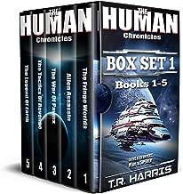 The Human Chronicles Saga: Box Set #1 (The Human Chronicles Saga Box Sets)