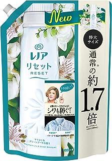 レノア リセット 柔軟剤 衣類のダメージケア ヤマユリ&グリーンブーケ 詰め替え 約1.7倍(795mL)
