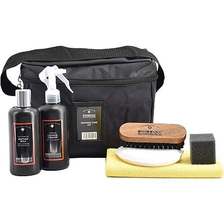 Swizöl 1043410 Leather Glaze Leather Sealant 150 Ml Auto