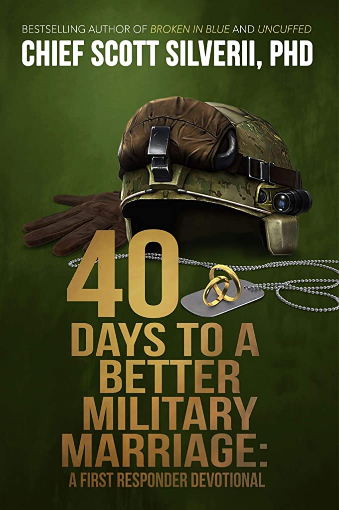 復活する戸棚話40 Days to a Better Military Marriage (A First Responder Devotional Book 3) (English Edition)