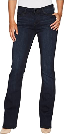 Liverpool - Lucy Bootcut Jeans in Silky Soft Stretch Denim in Dunmore Dark