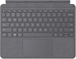 NEW Microsoft Surface Go Signature Type Cover - Platinum