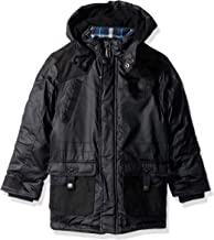 Big Chill Boys' Waxed Cotton Expedition Jacket
