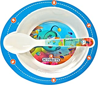 Octonauts Bowl and SpoonMeal Time,6 x 16 x 14cm
