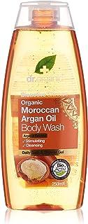 Dr.Organic Moroccan Argan Oil Body Wash, 250ml