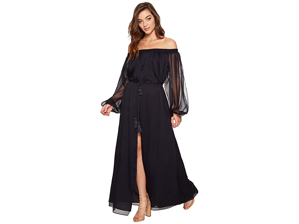 The Jetset Diaries Babette Maxi Dress (Navy) Women