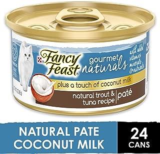 Best fancy feast natural wet cat food Reviews