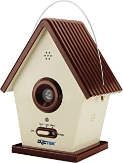DOGTEK Sonic Bird House Bark Control Outdoor/Indoor