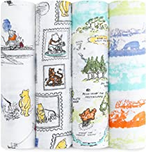 Best classic winnie the pooh receiving blankets Reviews