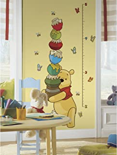 Roommates Winnie The Pooh & Friends Wall Decal, Multi-Colour, RMK1501GC