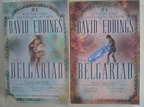 The Belgariad Volumes One & Two (Volume One: Pawn of Prophecy, Queen of Sorcery, Magician's Gambit -- Volume Two: Castle of Wizardry, Enchanter's End Game)