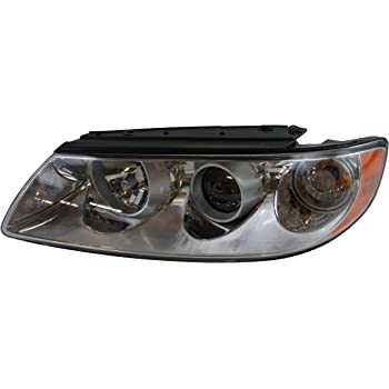 Genuine Hyundai Parts 92101-2H051 Driver Side Headlight Assembly Composite