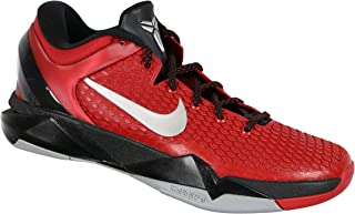 Men's Zoom Kobe 7 System TB Basketball Shoes 9.5 M US Gym Red Black
