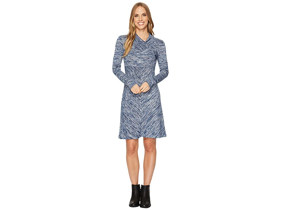 Aventura Clothing Scarlett Dress (Estate Blue) Women