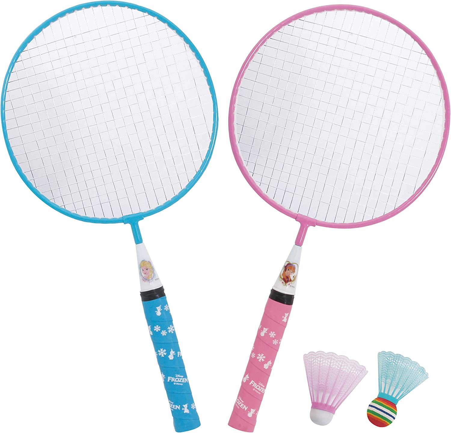 Queen badminton set of Ana and snow 190310