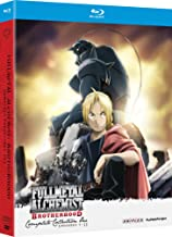 Best fullmetal alchemist brotherhood collection 1 blu ray Reviews