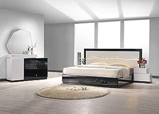 J and M Furniture Turin K Bed Room Set Bedroom Furniture