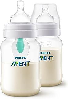 Philips Avent SCF813/24 ANTI-COLIC bottle PP 260 ML 2P, 2 count