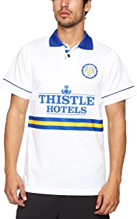 Score Draw Leeds United 1994 Home Football Soccer T-Shirt Jersey