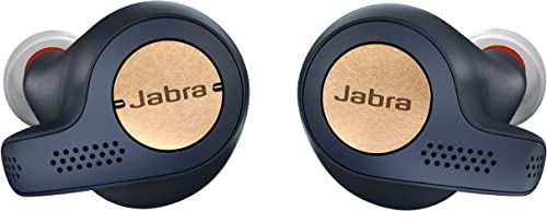 discount Jabra Elite Active 65t outlet online sale Earbuds – True Wireless Earbuds with Charging Case, Copper Blue – Bluetooth Earbuds with a Secure Fit and Superior lowest Sound, Long Battery Life and More (100-99010000-02) online sale