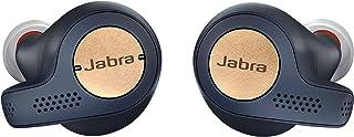 Jabra Elite Active 65t Auriculares deportivos inalámbricos verdaderos habilitados para Alexa con estuche de carga - Azul c...
