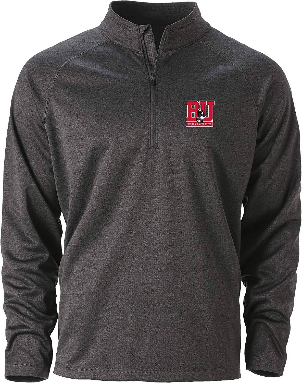 Ouray Sportswear NCAA mens Quest 1//4 Zip