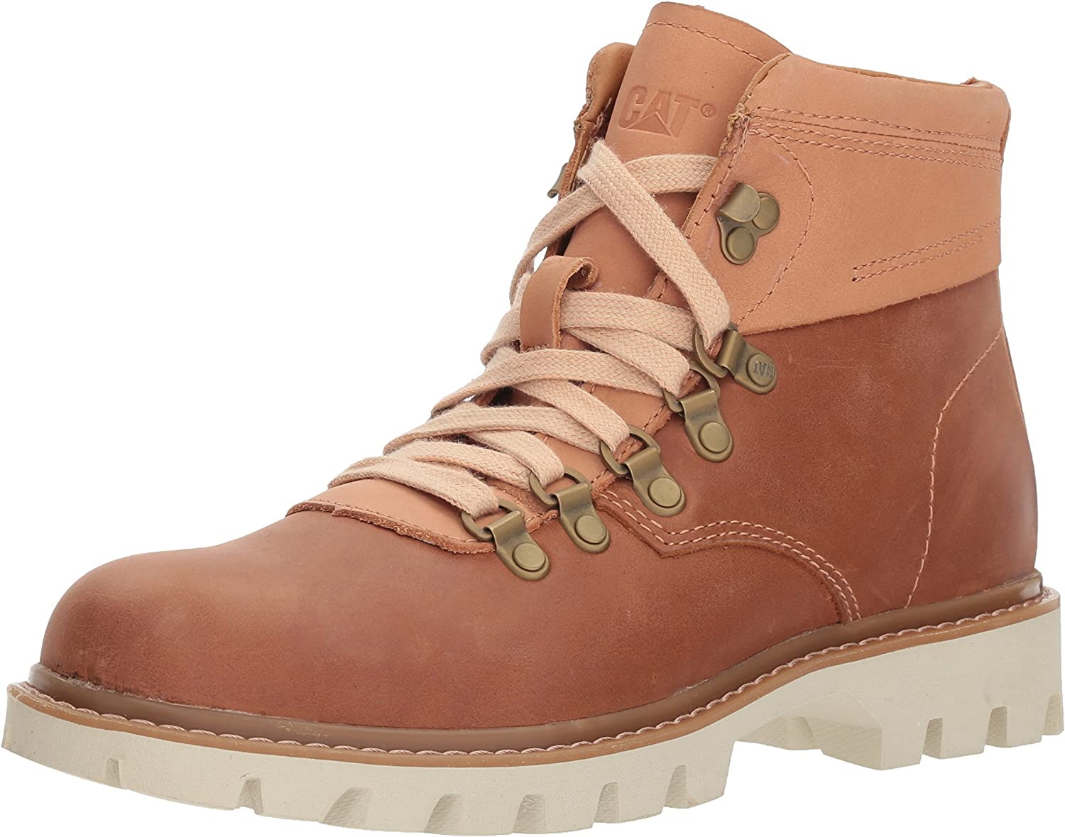 Caterpillar Womens Crux Alpine Inspired Leather Boot Fashion Boot