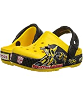 Crocs Kids CB Transformers Bumblebee Clog (Toddler/Little Kid)