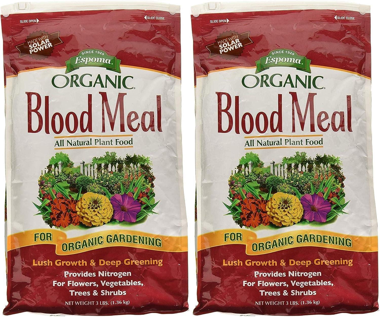 Espoma Blood Meal Granules Organic Plant Food 3 lb.