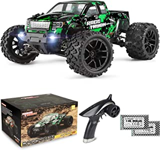 HAIBOXING 1:18 Scale All Terrain RC Car 18859E, 36 KPH High Speed 4WD Electric Vehicle..