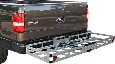 Tow Tuff TTF-2260A Aluminum Cargo Carrier, 60-Inch