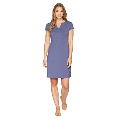 Aventura Clothing Harmony Dress (Blue Indigo) Women