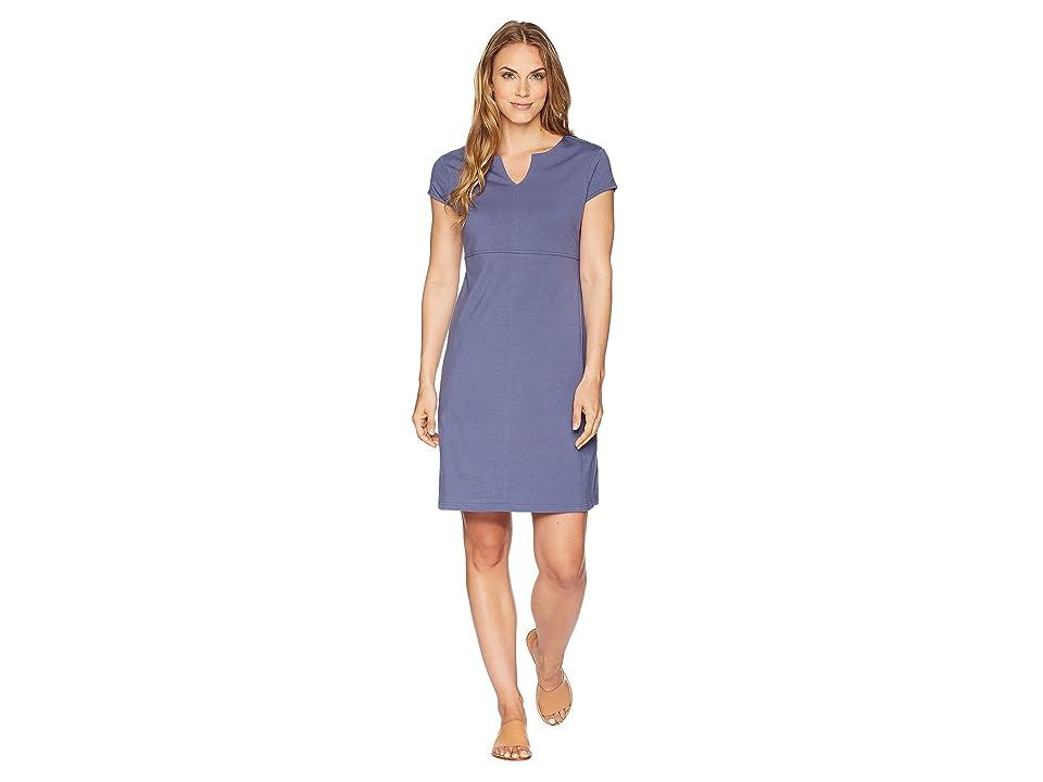 Aventura Clothing Harmony Dress (Blue Indigo) Women