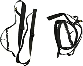 Sierra Auto Tops Convertible Soft Top Replacement Tension Straps, compatible with BMW E36 3 Series 1994-1999 (Pair)