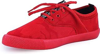 Walker Thailand Red Sneakers for Men's/Boys