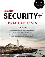 CompTIA Security+ Practice Tests: Exam SY0–601