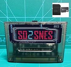 SD2SNES Super Nintendo SNES Everdrive + carte sd 16go - Sd Card Famicom Flash Cart