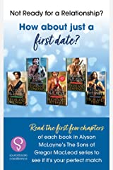 First Dates with Alyson McLayne: A Three-Book Sampler (First Dates Series) Kindle Edition