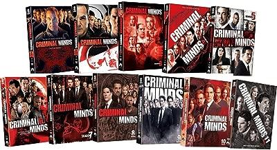 Criminal Minds: Seasons 1-12 Complete Series Yes - Season 12