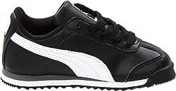 Black/White/Puma Silver