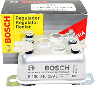 bosch regulator