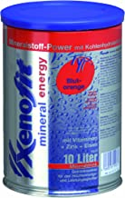 Xenofit Mineral Energy Drink – 720g For 10 Litres Estimated Price : £ 14,66